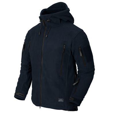 Heavy fleece jacket PATRIOT ® NAVY BLUE