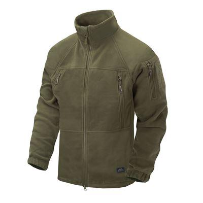Jacket STRATUS® HEAVY FLEECE OLIVE GREEN