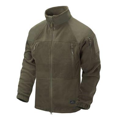 Jacket STRATUS® HEAVY FLEECE TAIGA GREEN