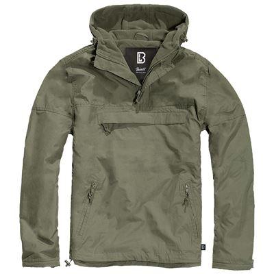 Jacket WINDBREAKER OLIVE