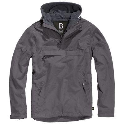 Jacket WINDBREAKER anthracite