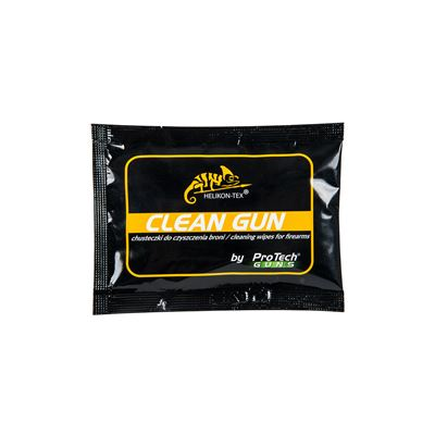 CLEAN GUN WEAPON CLEANING WIPE