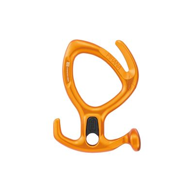 Descender brake PIRANA ORANGE