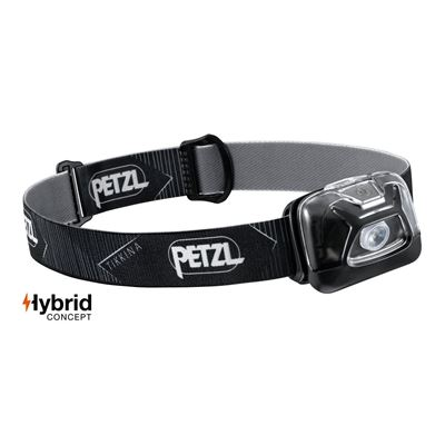 Flashlight Headlamp TIKKINA 2019 BLACK