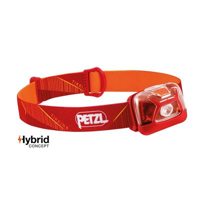 Flashlight Headlamp TIKKINA 2019 RED