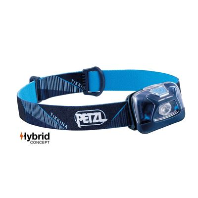 Flashlight Headlamp TIKKINA 2019 BLUE