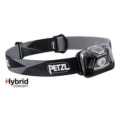 Flashlight Headlamp TIKKA 2019 BLACK