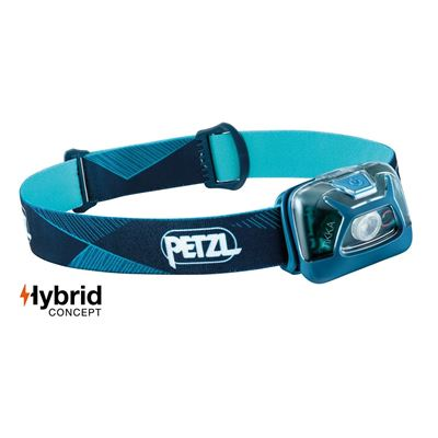 Flashlight Headlamp TIKKA 2019 BLUE