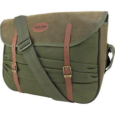 Carry GAME hunting with nets DUOTEX OLIVE
