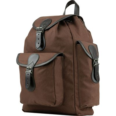 Canvas TRIP Day Pack BROWN