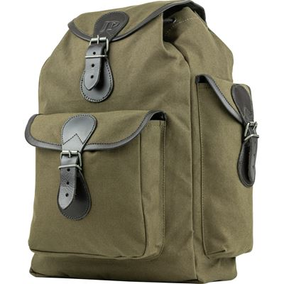 Canvas TRIP Day Pack GREEN