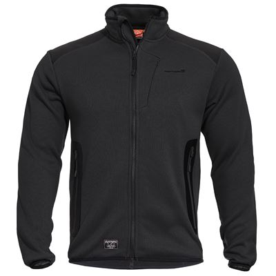AMINTOR Fleece Sweater BLACK
