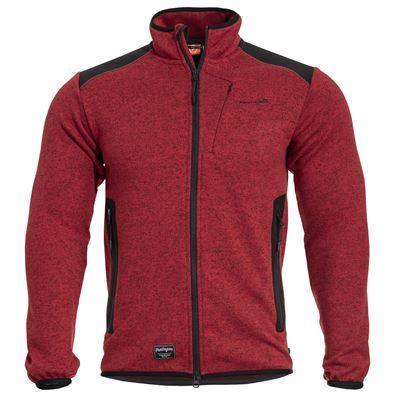 AMINTOR Fleece Sweater RED