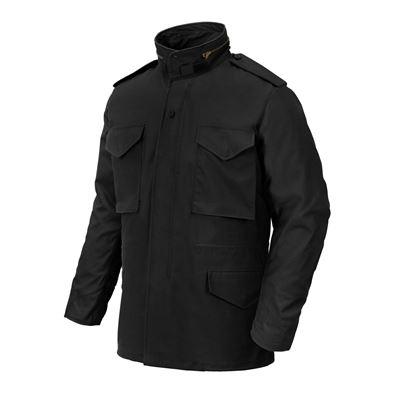 U.S. M65 jacket with liner BLACK