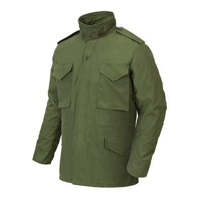 U.S. M65 jacket with liner OLIVE