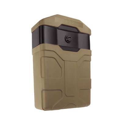 Rotating MOLLE pouch for magazine M16/M4/AR15 KHAKI