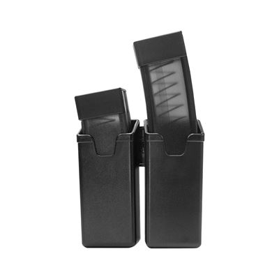 Rotating case for two CZ Scorpion EVO/GP Stribog magazines