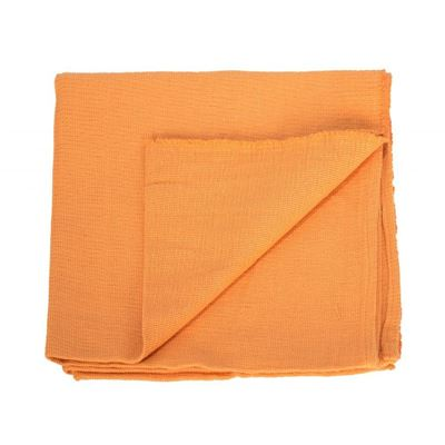 Hungarian towel ARMY ORANGE