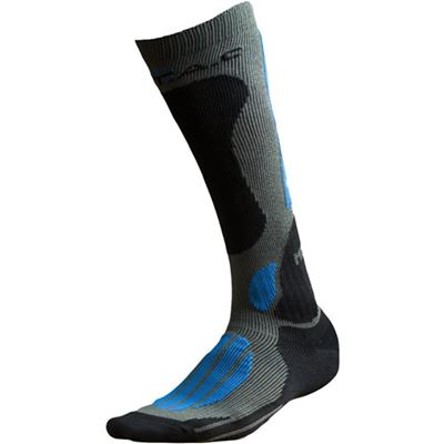 BATAC Mission socks - socks green / blue