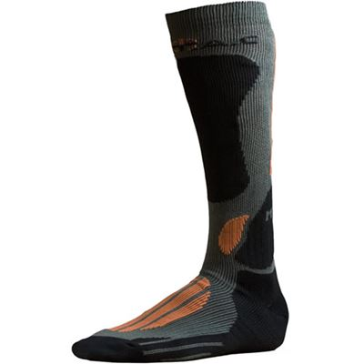 BATAC Mission socks - socks green / orange