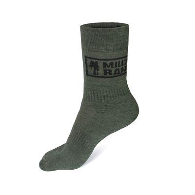 Functional socks MILITARY RANGE
