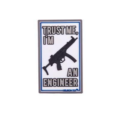 TRUST ME IM AN ENGINEER Patch PVC