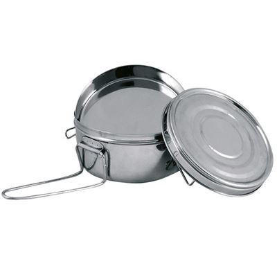 Tableware three-piece stainless CAMP