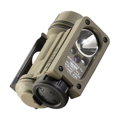 Flashlight SIDEWINDER II COMPACT COYOTE