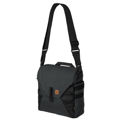 BUSHCRAFT HAVERSACK BAG SHADOW GREY/BLACK