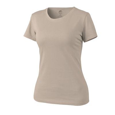 T-shirt woman CLASSIC KHAKI
