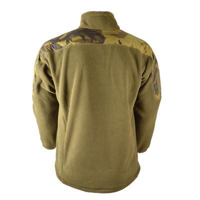 RAVEN fleece jacket with shoulders czech 95