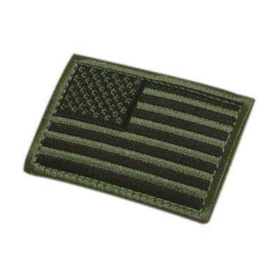 Patch Flag OLIVE U.S.
