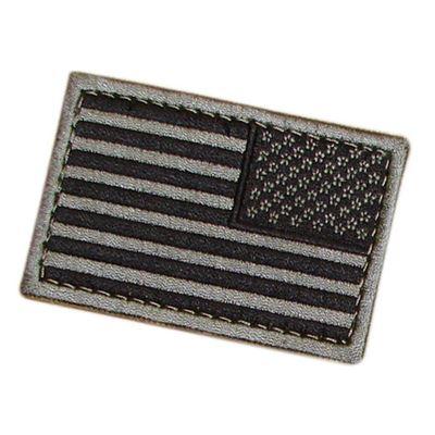 Flag reverse applique U.S. FOLIAGE