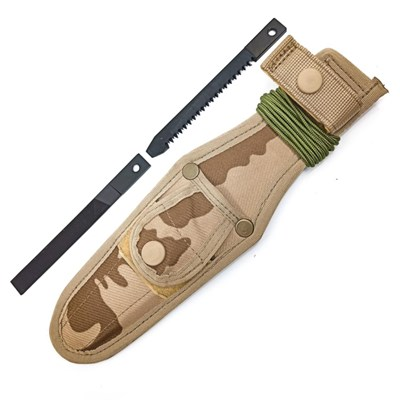 UTON 362-4 DESERT MNS sheath including accessories